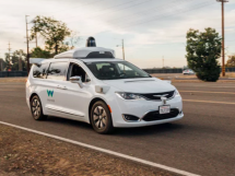 voitures autonomes Waymo