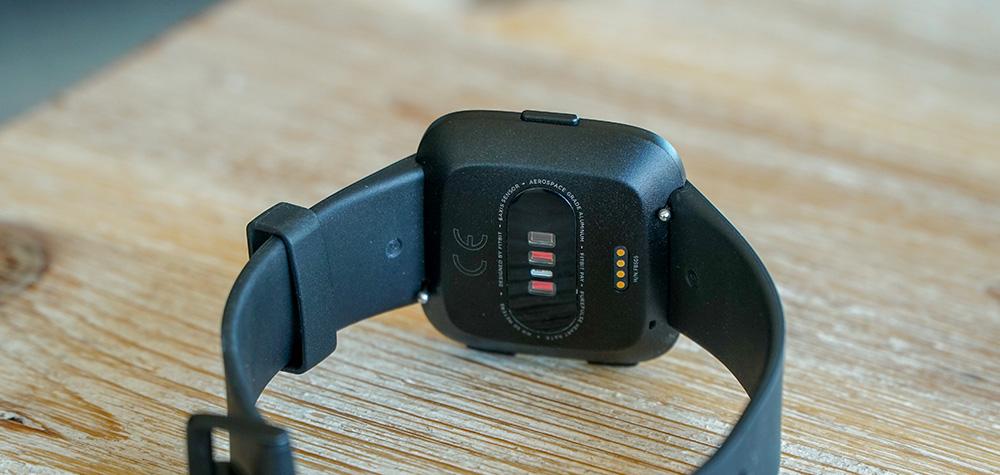 Fitbit Versa Capteur Cardiaque