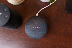 Google Home Mini Bose Revolve startups