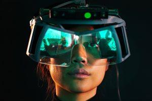 Leap Motion Realite Augmentee