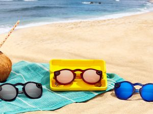Snapchat Spectacles 2 vidéo