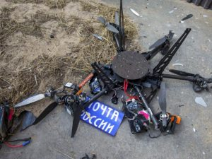 drone Russie