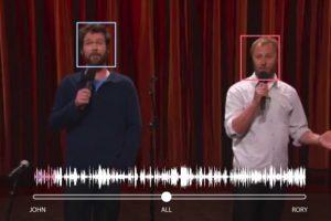 Google IA voix