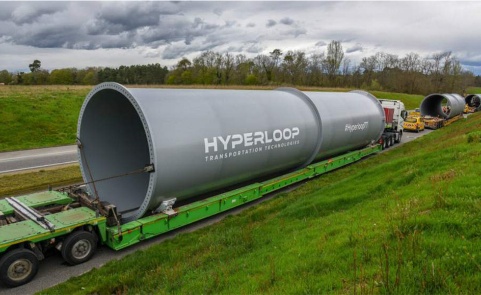 Hyperloop TT Toulouse