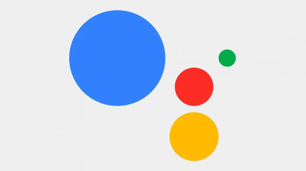 Google Assistant Google IO 2018 Now
