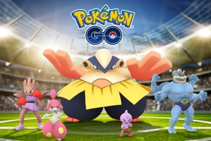 Pokémon Go Epreuve Force
