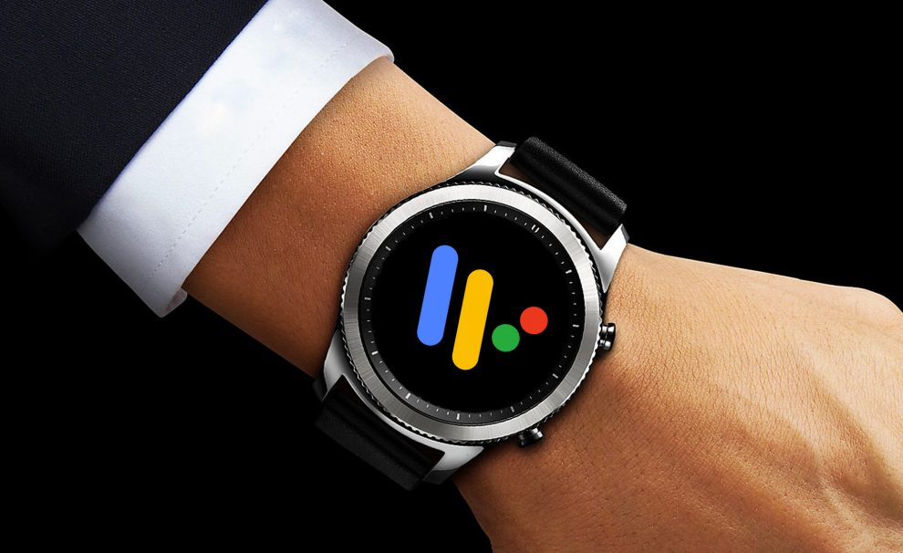 Samsung Galaxy Wear OS Watch