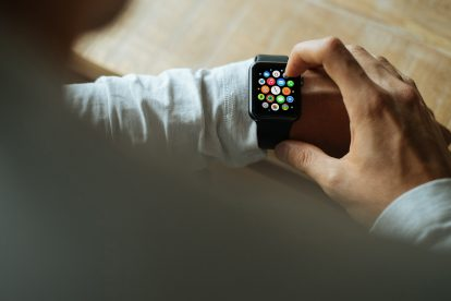 Apple Watch ronde intelligents marché