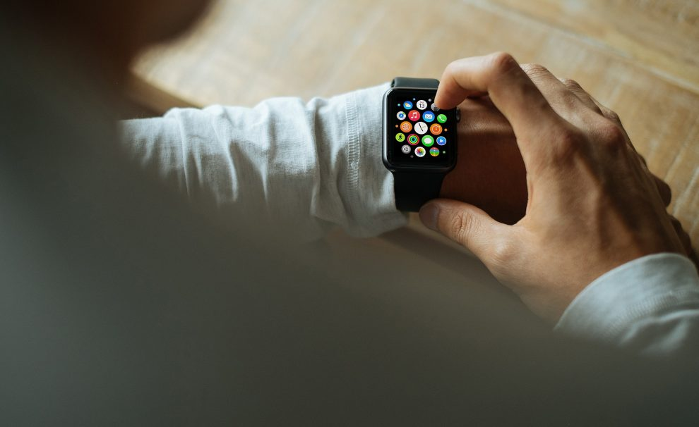 Apple Watch ronde intelligents marché