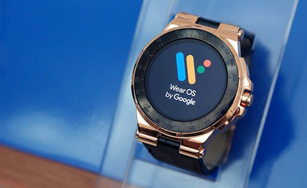 Wear OS montres Pixel gamme