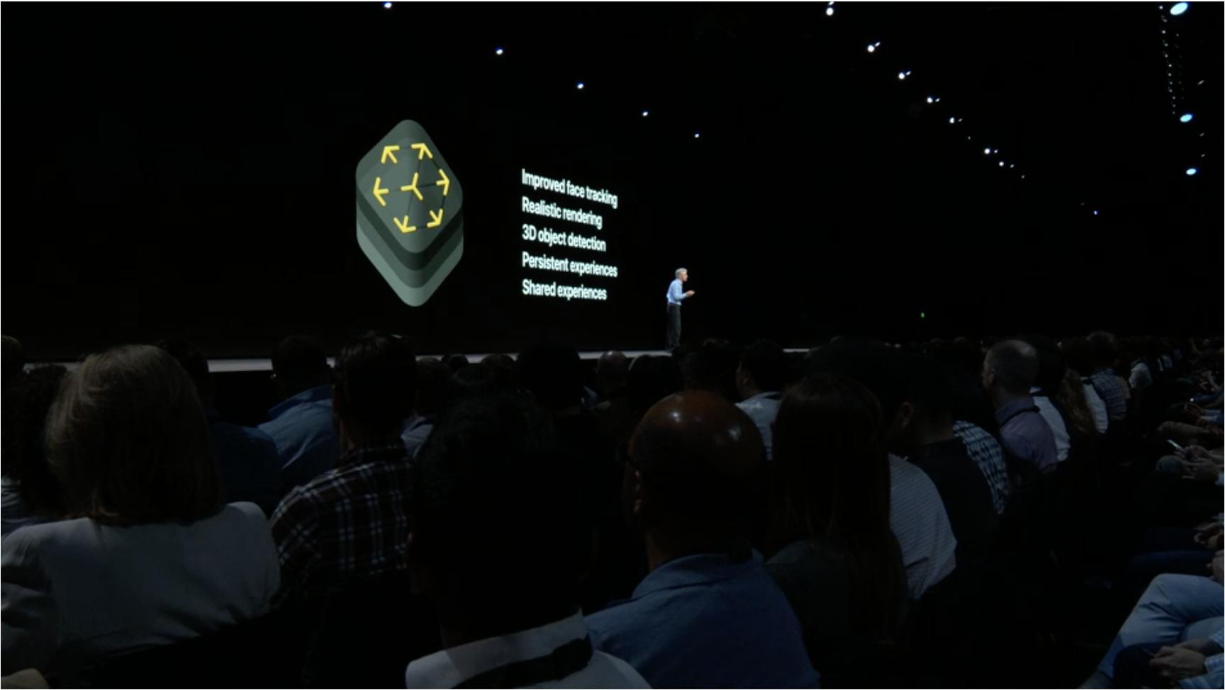 ARKit WWDC 2018