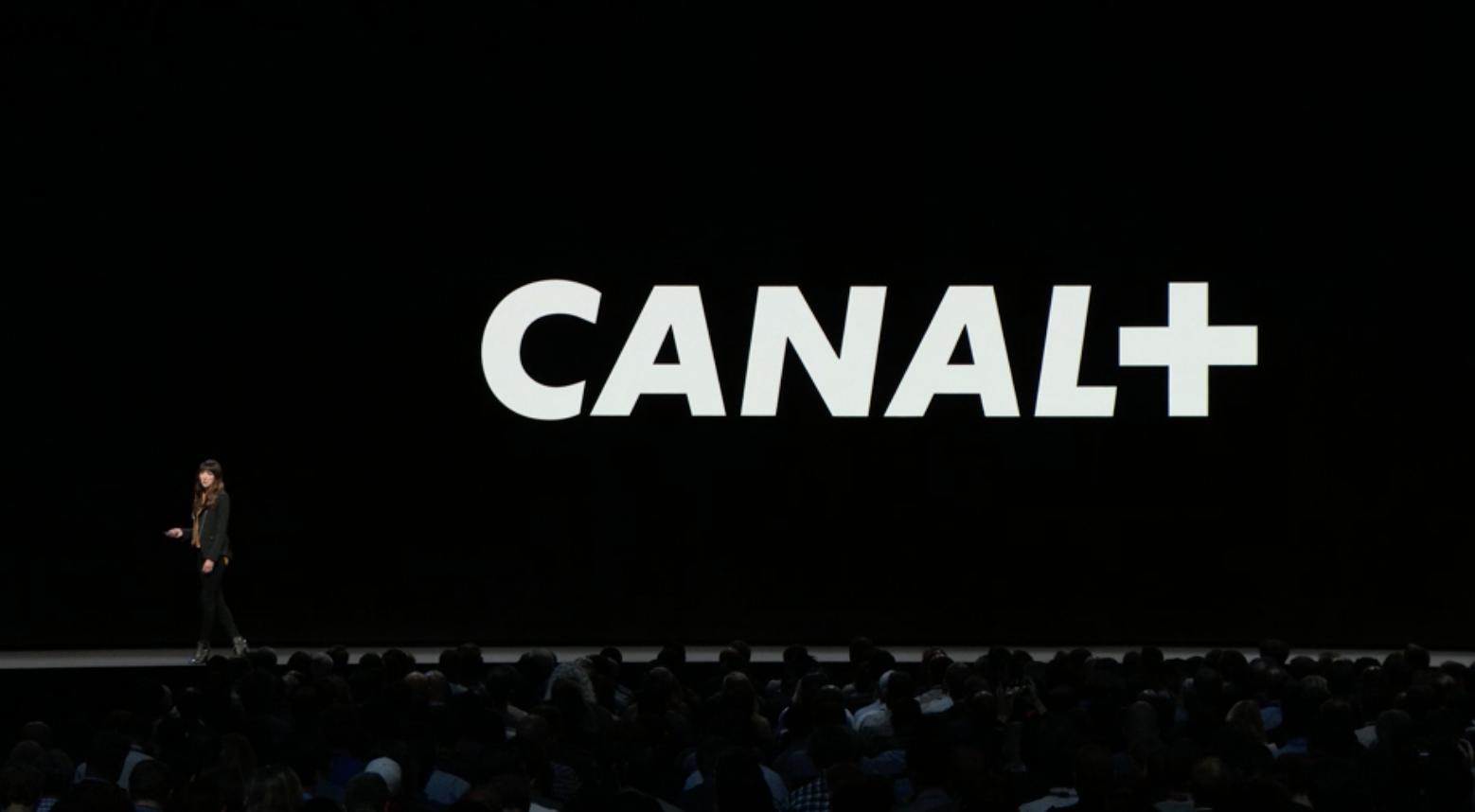 Apple TV Canal+