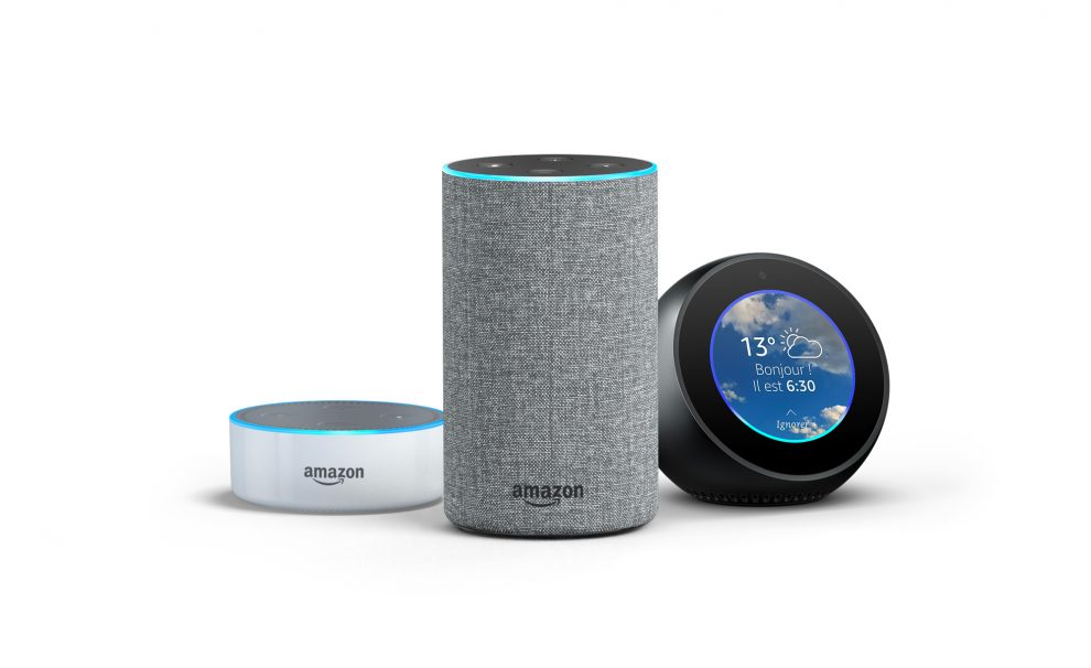 quel amazon echo choisir guide d 39 achat et comparatif. Black Bedroom Furniture Sets. Home Design Ideas