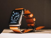 Apple Watch bouton gestes