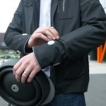 Smart Jacket Ford cyclistes