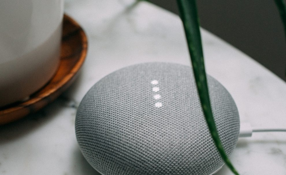 Google Home commandes
