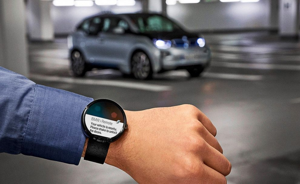 montre BMW Fossil