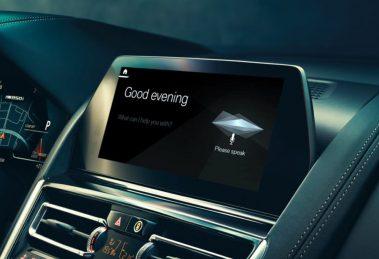 assistant intelligent BMW