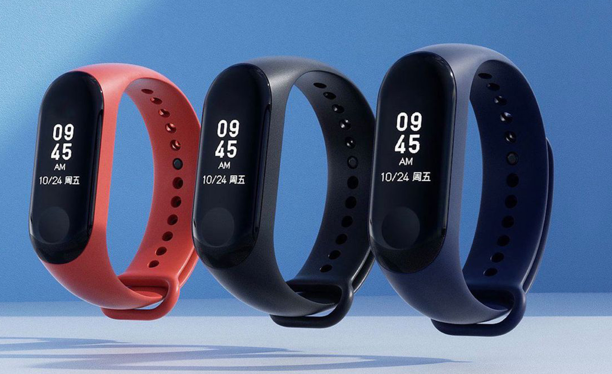 Le Xiaomi Mi Band 3 dispose d'une version NFC (en Chine)