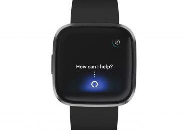 Fitbit Versa leak