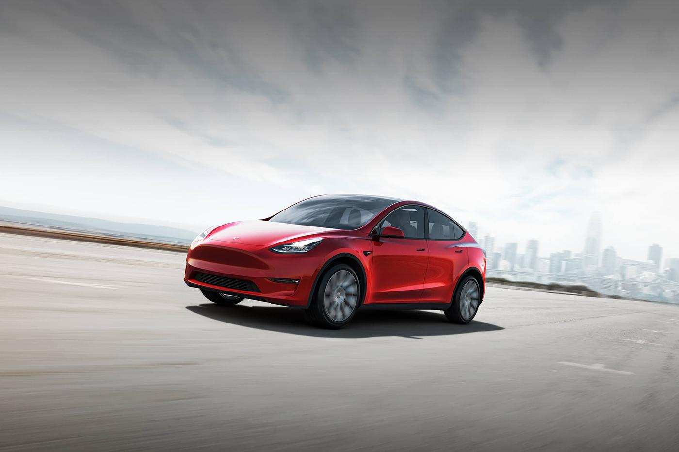 La Tesla Model Y devrait arriver plus tôt que prévu