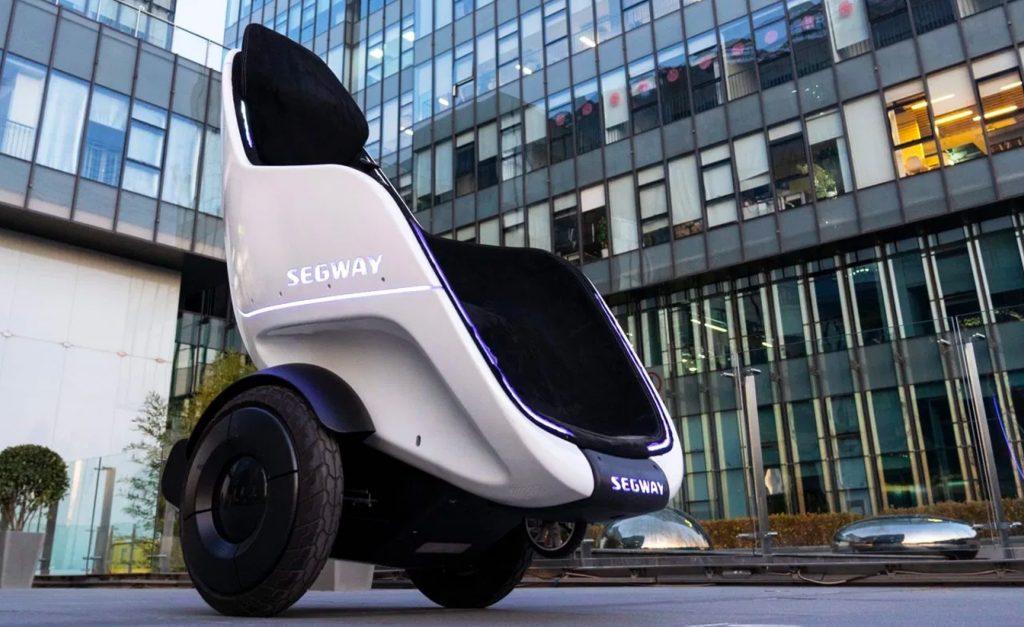 Segway-Ninebot dévoile l'évolution de la trottinette électrique
