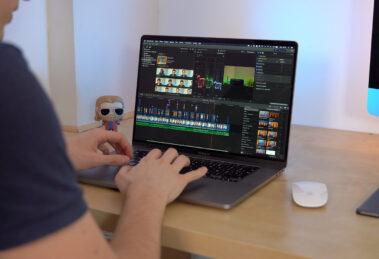 Test Macbook Pro 16 pouces