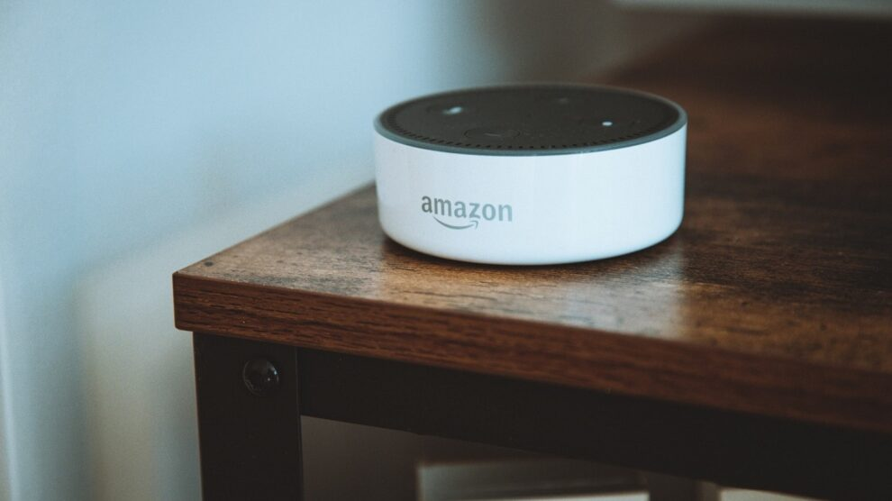 amazon alexa commande vocale ios android